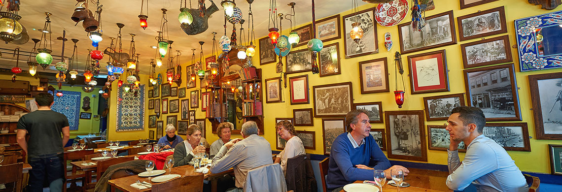 Short Street Cafe Menu